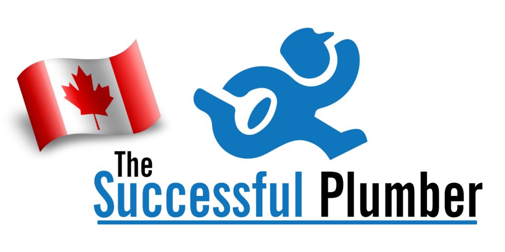 Successful Plumber company logo